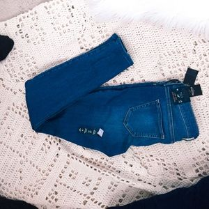 NWT hollister ripped jeans